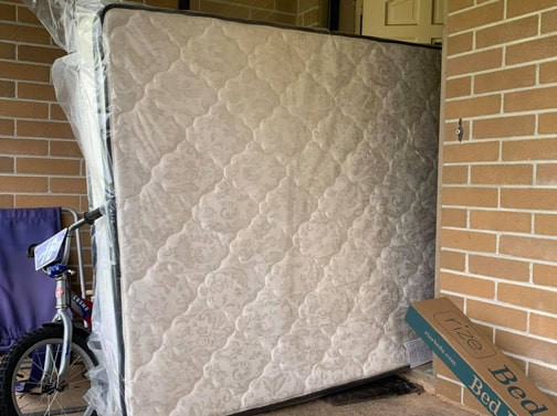 Pillow top mattress delivered in Brent Florida