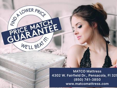 Price Match - Mattresses & Beds in Pensacola, Fl