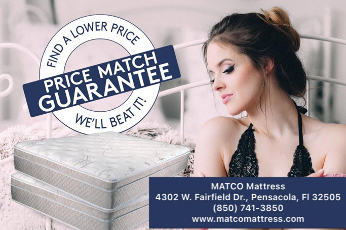 Price Match - Mattresses & Beds in Pensacola, Fl