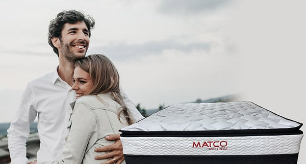 Mattress for couple in Penscola, Fl