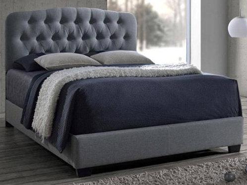 Upholstered Bed Frame TILDA