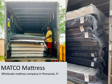 Mattresses direct from the factory - Pensacola, Fl