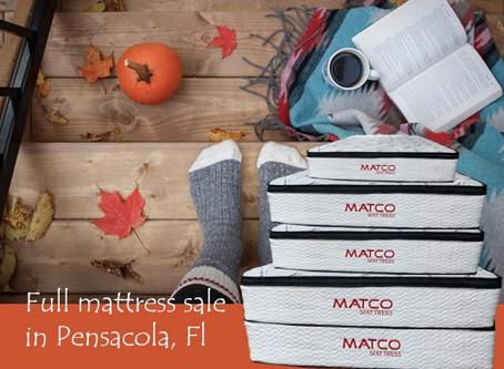 Full mattress sale near you - Pensacola, FL