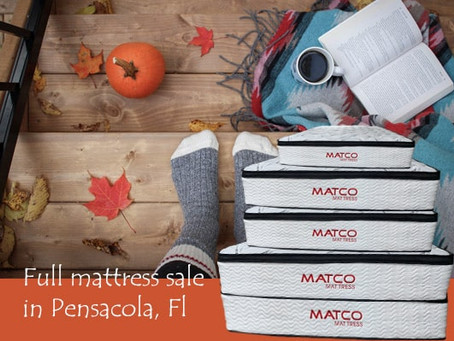 Full mattress sale near you - Pensacola, FL