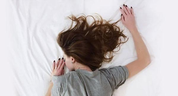 Insmnia on the mattress