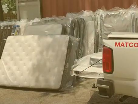 Spring mattress sale in Pensacola, Florida
