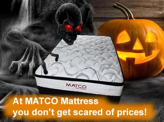 Halloween Mattress Sale - Matco Mattress Pensacola, Fl
