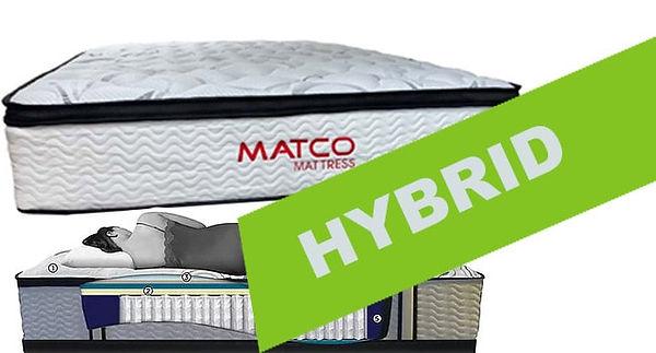 Hybrid Mattress - Pensacola, Fl