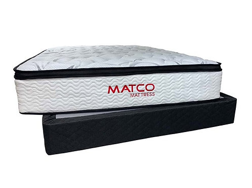 "King size Hybrid 13"" by MATCO Mattress"