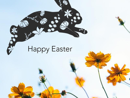 Sending warm wishes to all of our customers and their families on Easter day.