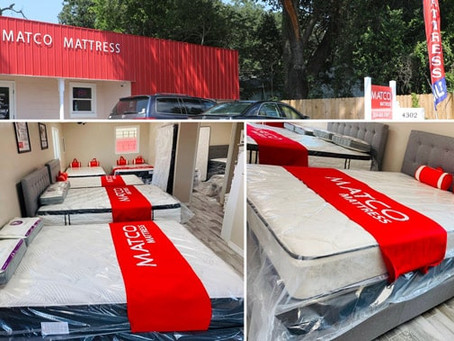 MATCO Mattress store of Pensacola - locally owned and operated