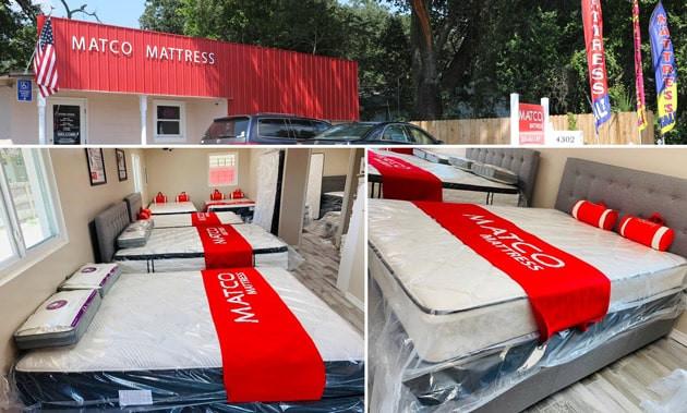 Matco Mattress Store - Pensacola, Florida