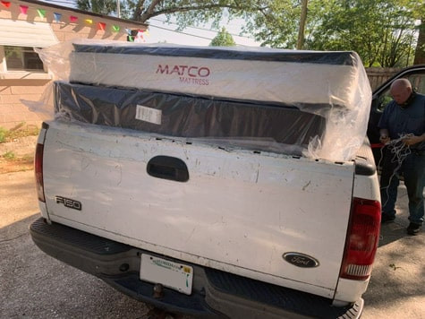 Mattress and box spring queen size in Pensacola, Fl
