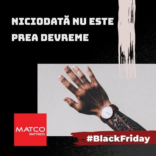 Ofertele Black Friday nu sunt niciodată prea devreme
