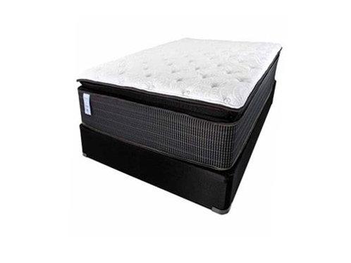 Twin Pillow top Mattress Bamboo Cool Sleep