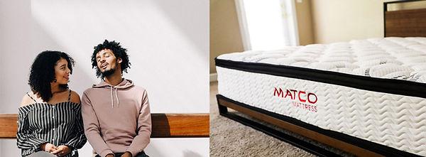 Shop mattress online at MATCO Mattress - Pensacola, Fl
