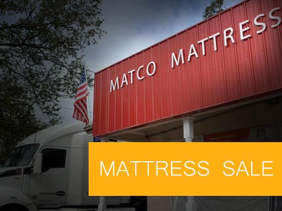 When do mattresses go on sale?