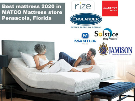 Best mattress 2020 - Pensacola, Florida