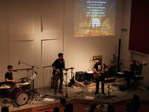Eindrücke vom Konzert in Herisau
