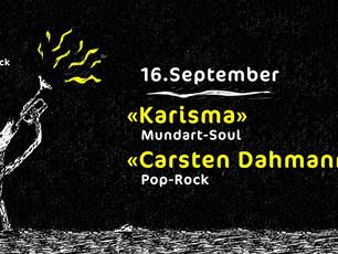 Konzert in Rheineck (CH)