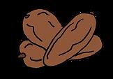 Baghera, le premier produit d'Enfin, contient des dattes