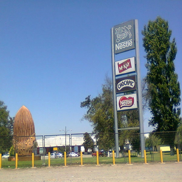 Planta Nestlé Maipú