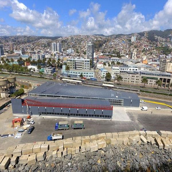 Terminal Pasajeros Puerto Valparaíso