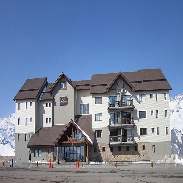 Edificio Valle de Cóndores II