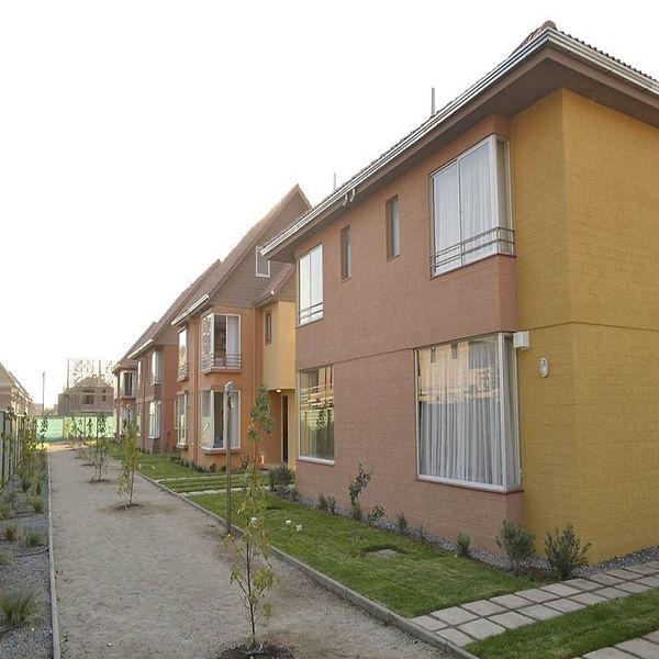 Conjunto habitacional Altos de Quilicura IV