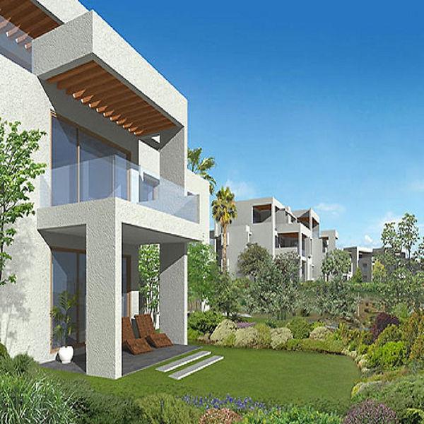 Complejo Inmobiliario Jardines de Marbella