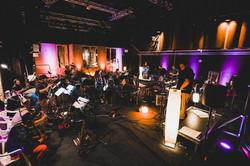 GCO Live Recording in der Halle