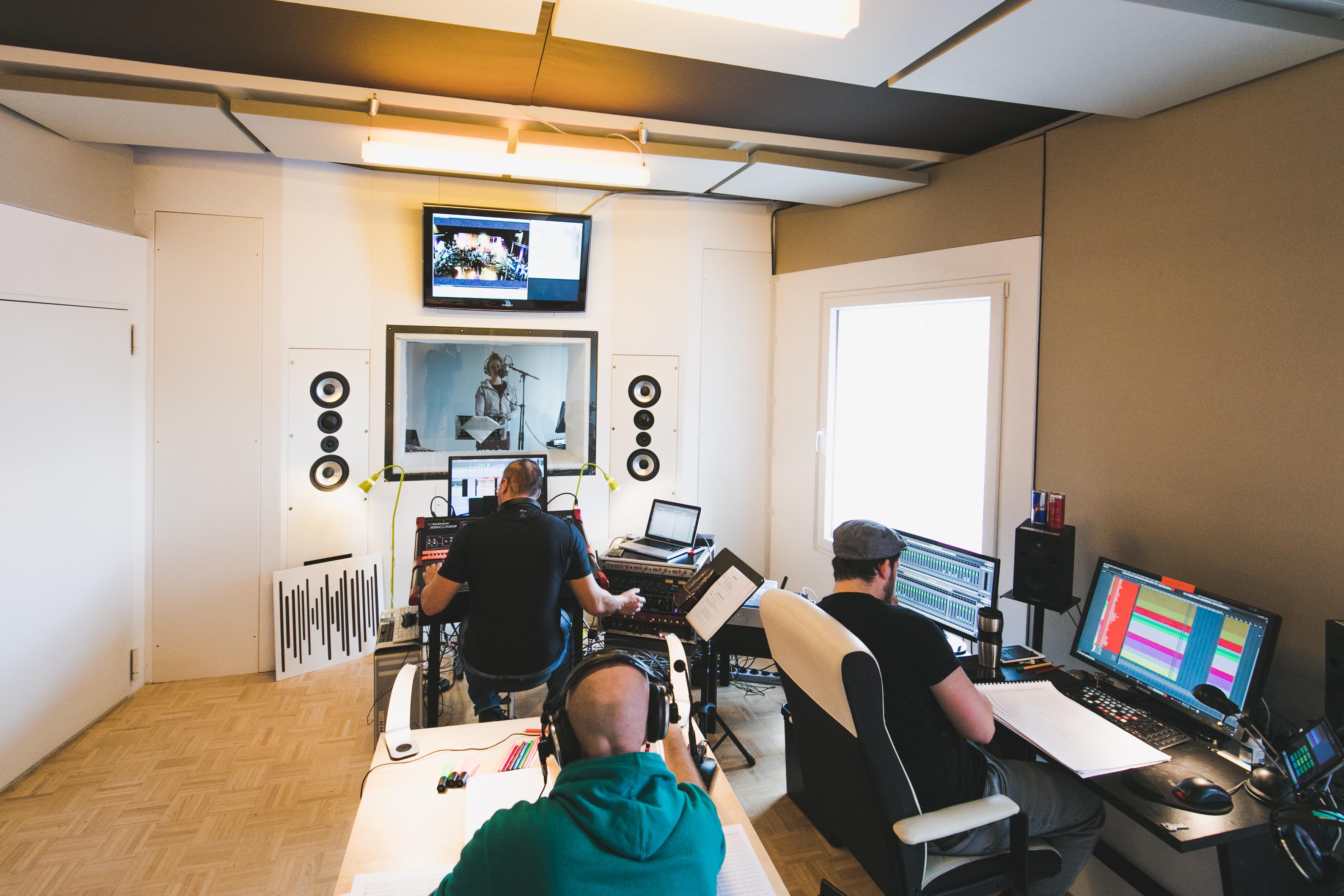 GCO Recording
