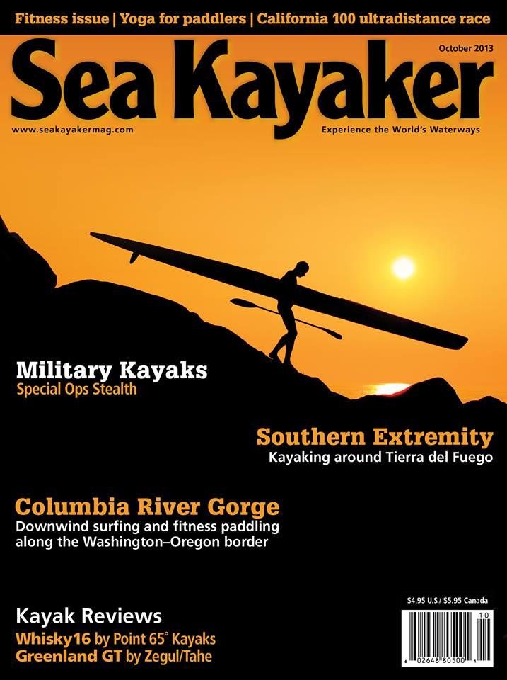 Portada Sea Kayaker