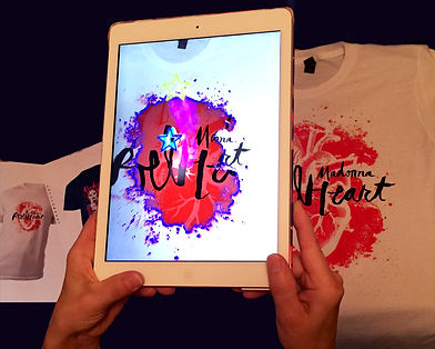 Yetzer Studio - Rebel Heart AR
