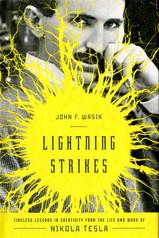 Lightning Strikes Nikola Tesla AR