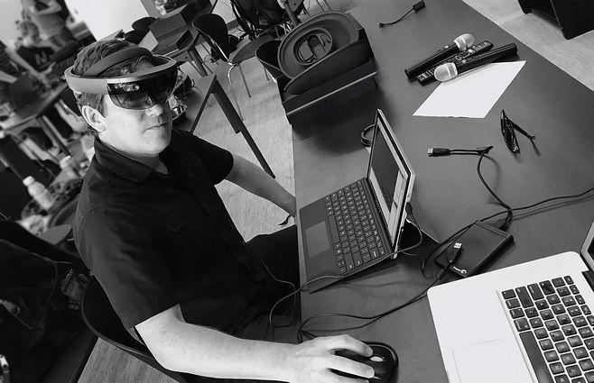 Brian Yetzer | Yetzer Studio - Microsoft HoloLens