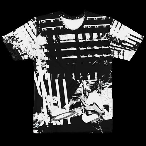 Men's Voltage Contrast T-Shirt