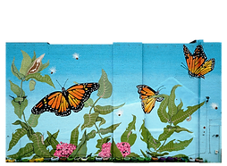 Philly Insects AR mural image target