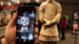 Terracotta Warriors AR - Statue Mode