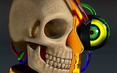 Yetzer Studio - Augmented World Expo Auggie Trophy 3D Model