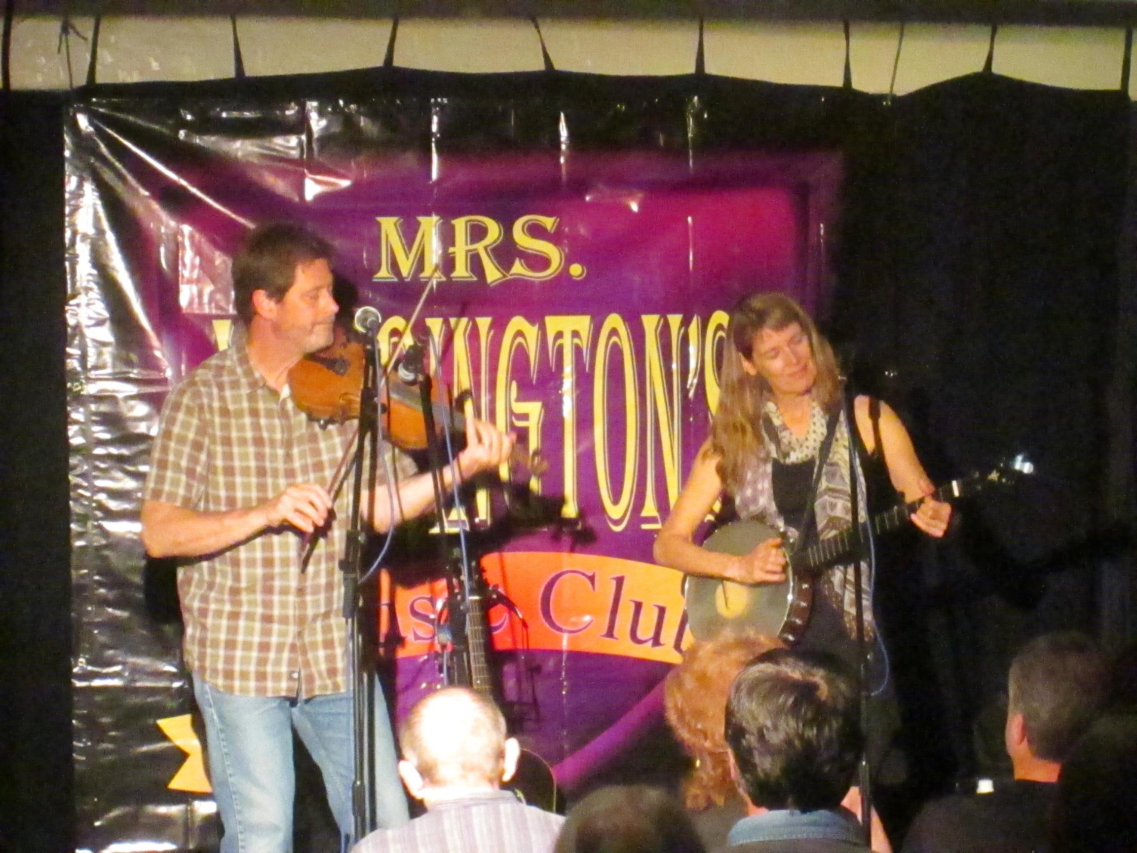 Dana & Susan Robinson