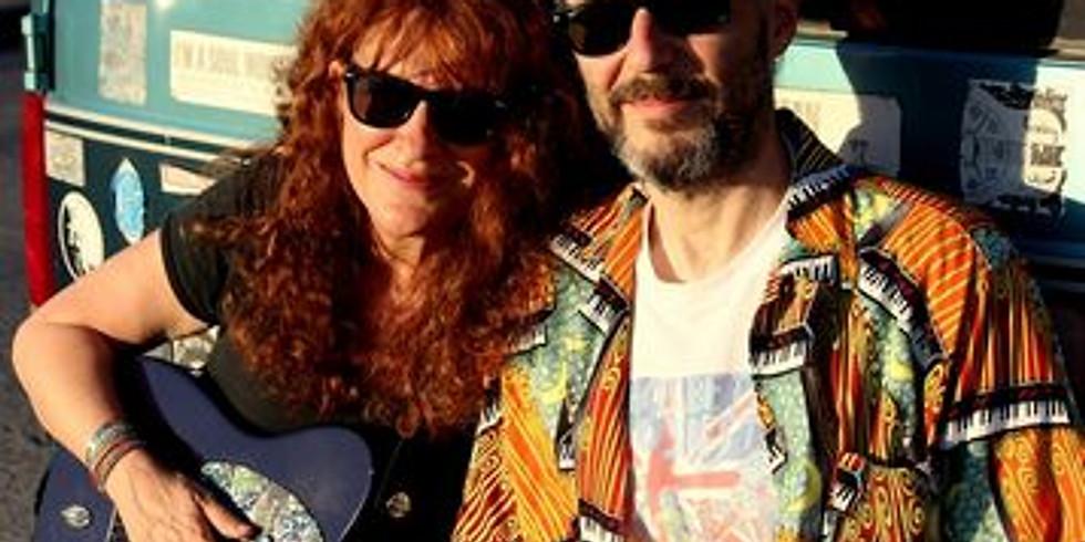 "Debbie Bond and ""Radiator"" Rick"