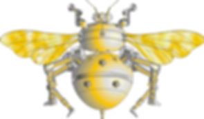Mechanical bumble bee designed by Bumblebee Partnership product & industrial design UK