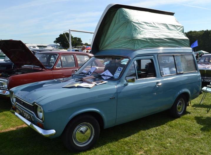 Ford Elba Dormobile 1968
