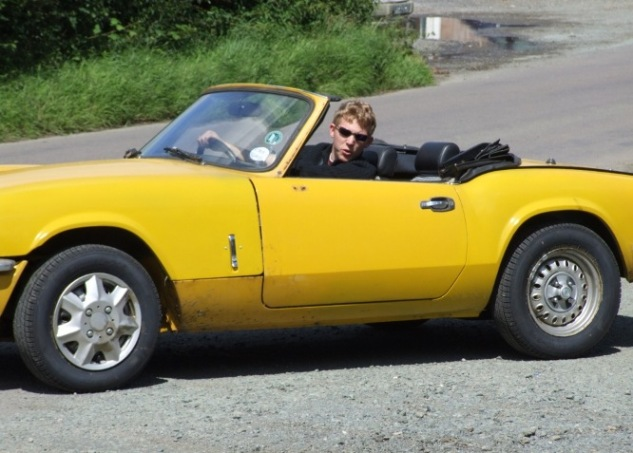 Yellow Spitfire