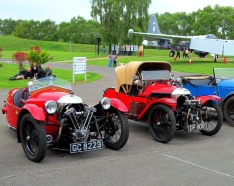 Morgan Aero Super Sports Morgan Grand Pr