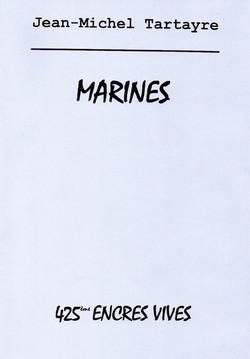 N° 425 - J.-M. TARTAYRE : Marines