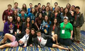 Join the Temple youth group or NFTY