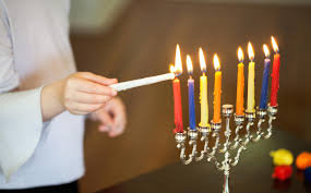 Light the Chanukah candles every night during Chanukah