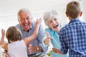 Visit grandparents